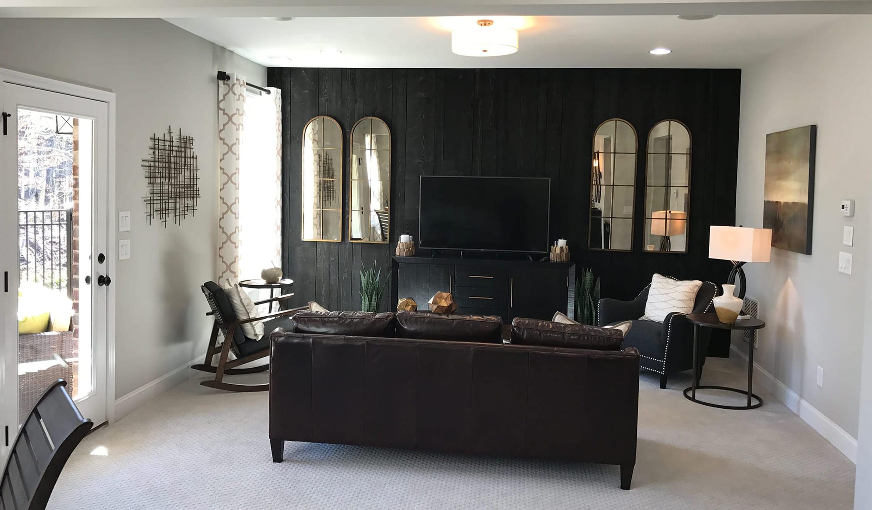 Terrace Media Room